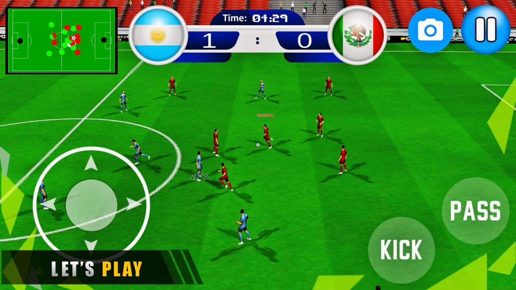 Play Soccer Games