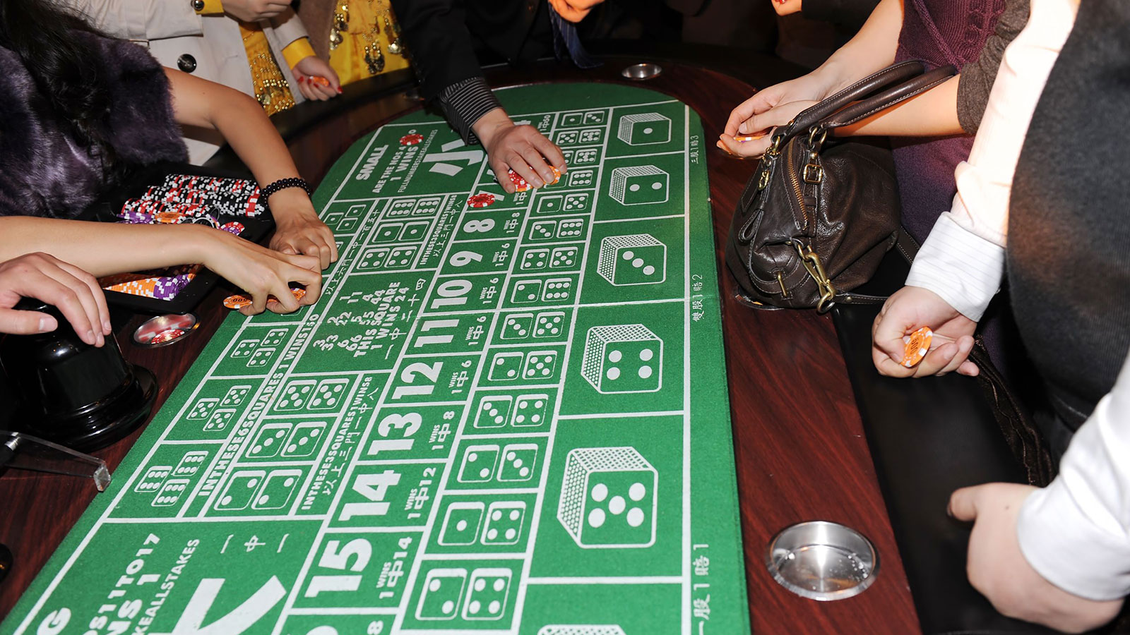 How to Play Zan Aspire in Craps