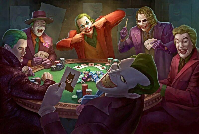 Types of Playing Poker