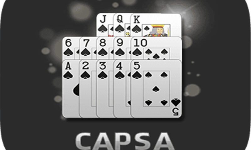 Capsa Susun Game